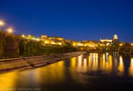 Albi Nuit Cathedrale 1